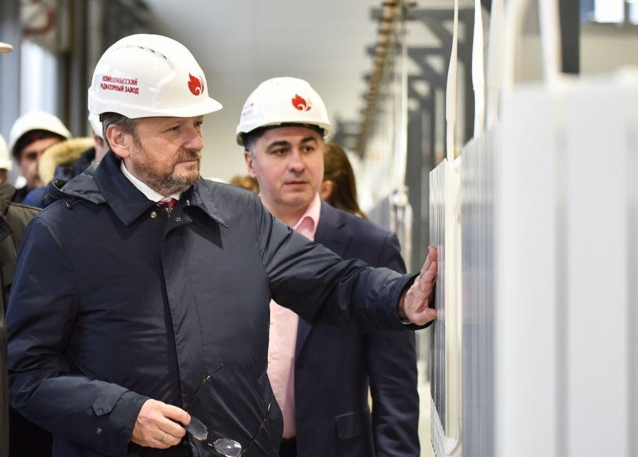 Уполномоченный при президенте по правам предпринимателей посетил Ставропольский край