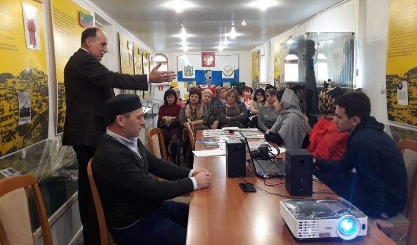 В Ставрополе провели религиозные курсы для учителей края