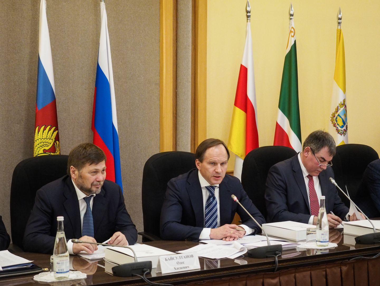 Премьер Дагестана принял участие витоговом совещании коллегии Минкавказа