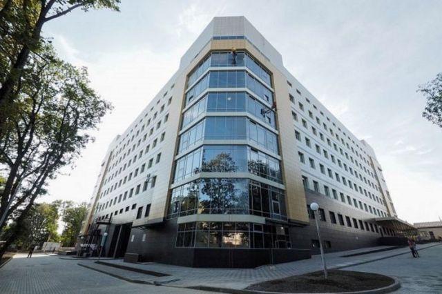ВСтаврополе 28ноября открылся лучший вСКФОперинатальный центр