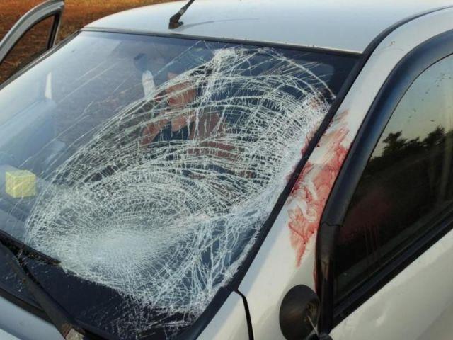 На Ставрополье под колёсами легковушки погиб мужчина