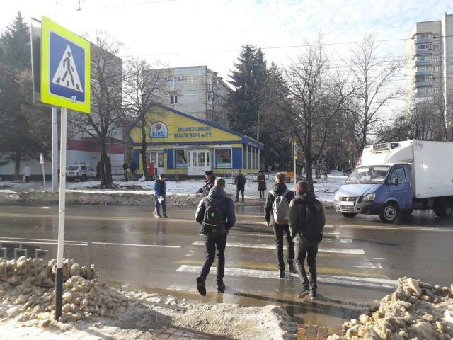 В Ставрополе по вине молодого водителя пострадал ребёнок