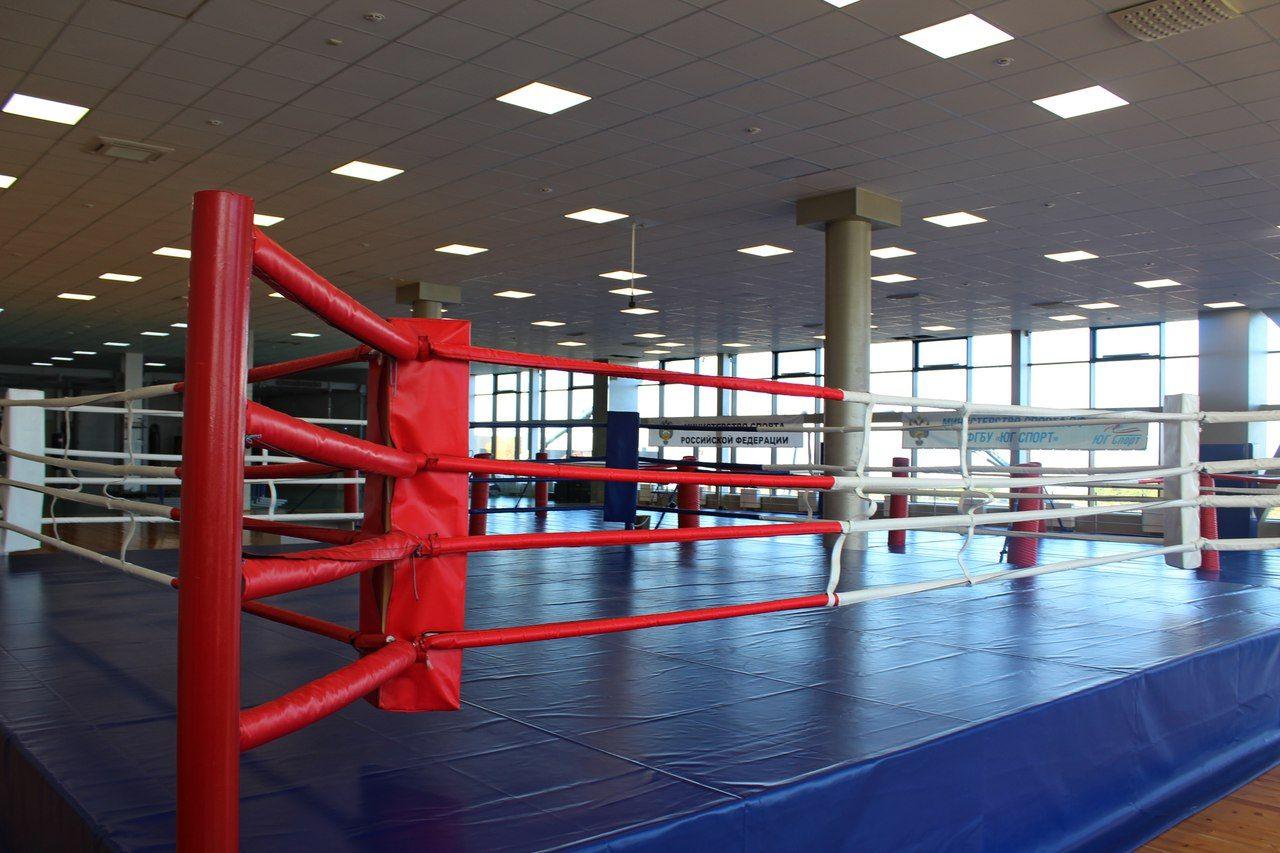 В Кисловодске проходят тренировки сборных России по боксу