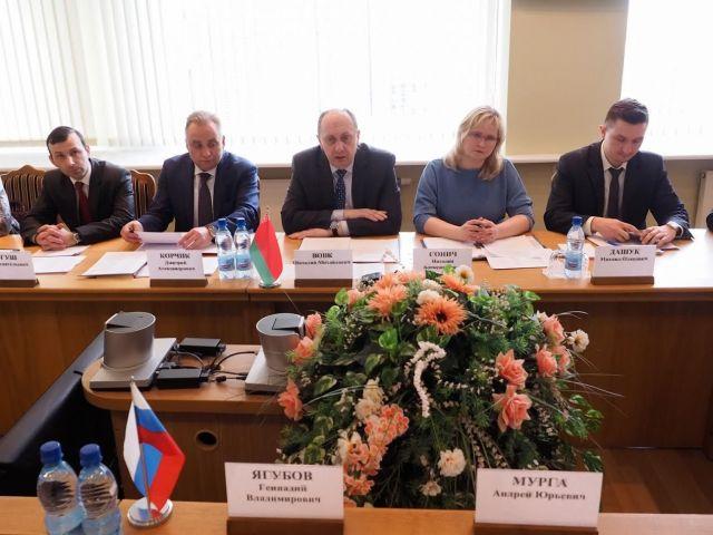 Предприятия лёгкой промышленности Беларуси заинтересованы в закупке сырья на Ставрополье