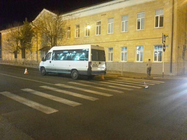 В Ставрополе водитель маршрутки сбил 17-летнего парня