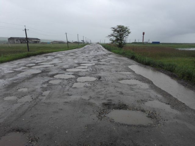 Завершён ремонт самой убитой дороги на Ставрополье