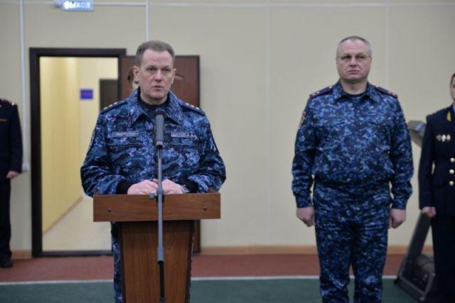 Замминистра внутренних дел РФ Аркадий Гостев побывал с рабочим визитом в СКФО