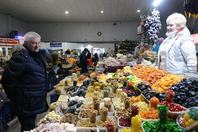 Глава Ставрополя: Верхний рынок будет работать в прежнем режиме