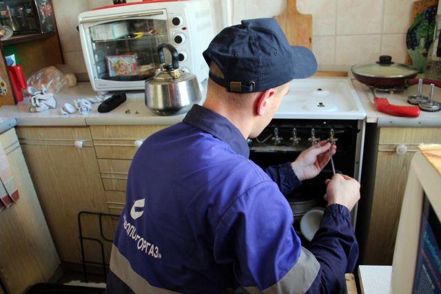 В Ставрополе проверят состояние газового оборудования в 1300 домах