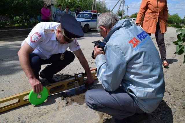 ОНФ: «Убитые дороги» Светлограда восстановят в течение месяца