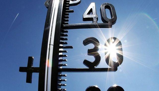 На Ставрополье аномально жаркая температура