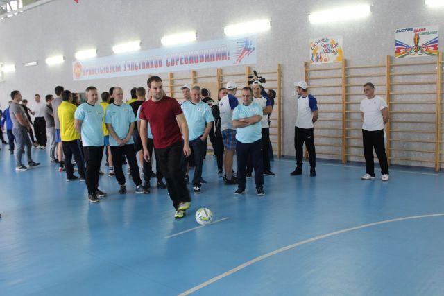 В Ставрополе прошли общегородские соревнования «Отцы-молодцы!»