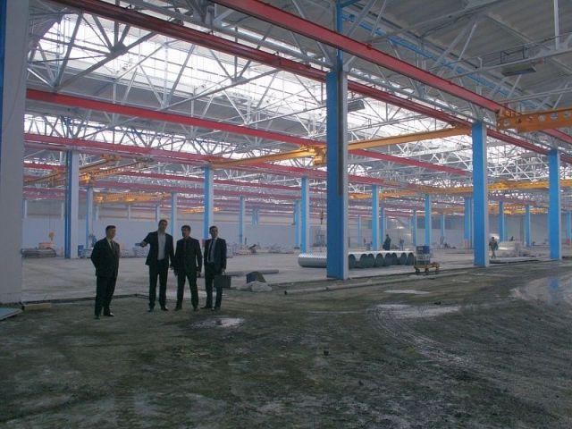 В Ставрополе завершается реконструкция первого в крае частного технопарка