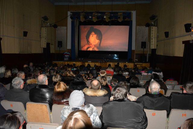 Современный кинозал появился в ещё одном ставропольском селе