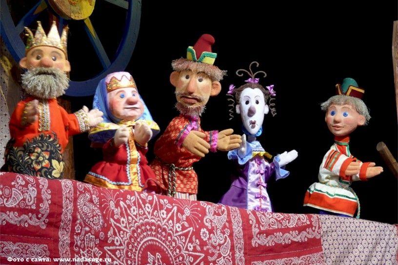 Сказки народов Северного Кавказа скажут коллективы кукольных театров вПятигорске