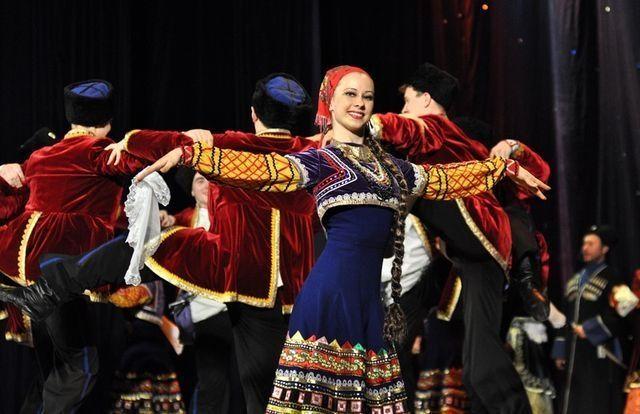 Казачий ансамбль песни ипляски «Ставрополье» успешно выступил в Корее
