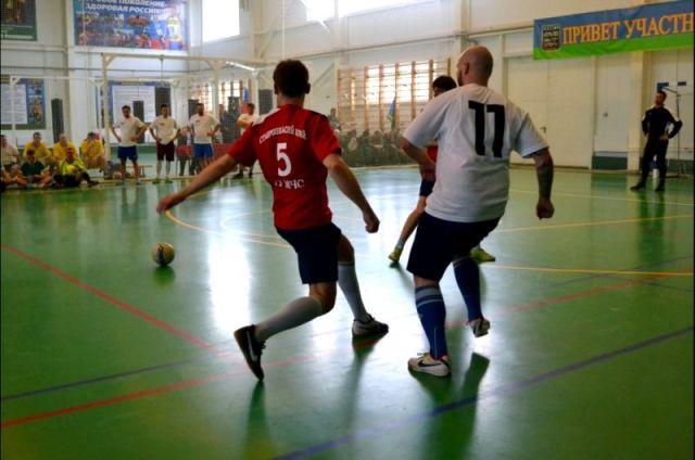 В Ставрополе прошел турнир по мини-футболу