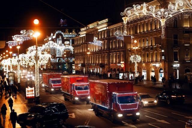 «Рождественский караван Coca-Cola» привезёт праздник на Ставрополье