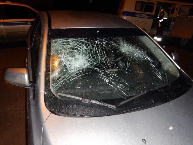 Пьяный ставрополец поссорился с другом и разбил его автомобиль