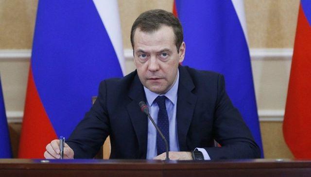 Дмитрий Медведев предложил обновить состав Правительства России