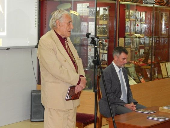 В Ставрополе состоялась презентация новой книги известного краеведа Германа Беликова