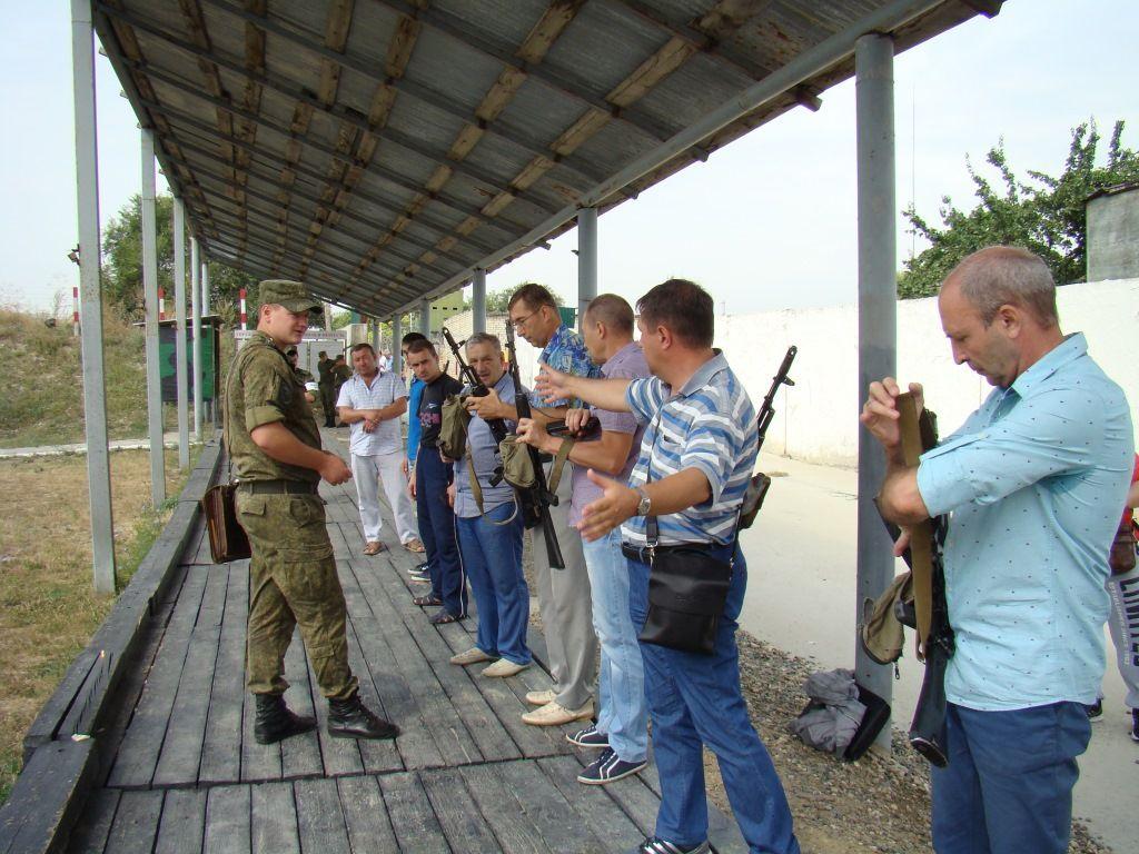 Учителя ОБЖ Ставрополя прошли профессиональную переподготовку