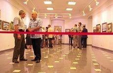 В столице СКФО открылась выставка акварельных работ