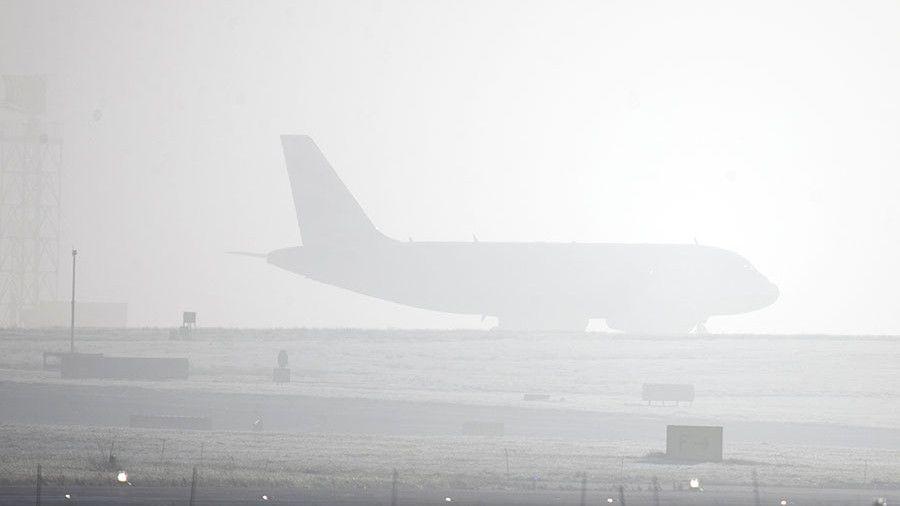Рейс авиакомпании S7 в Ставрополь перенесли из-за плохой погоды