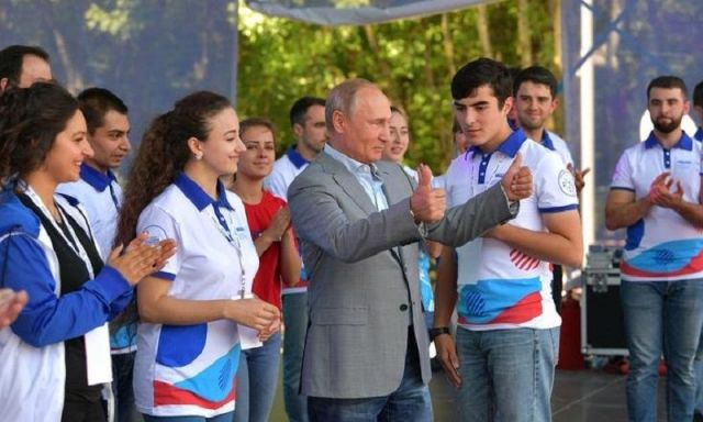 На форуме «Машук — 2018» Владимир Путин заявил, что добровольцы часто работают эффективнее чиновников