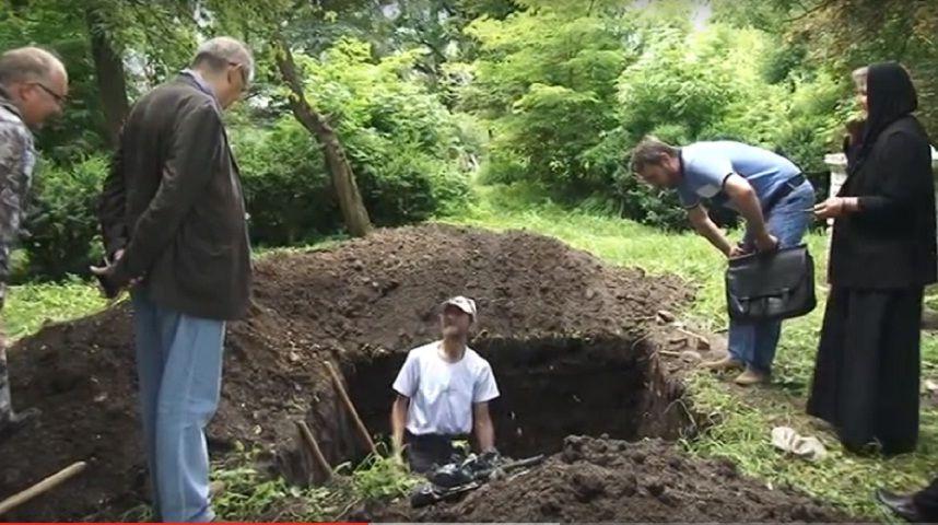 В Ставрополе найдены остатки Иоанно-Предтеченского собора Иоанно-Мариинского монастыря