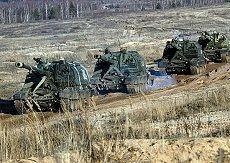 На Ставрополье проводится тактическое учение с подразделениями мотострелковой бригады