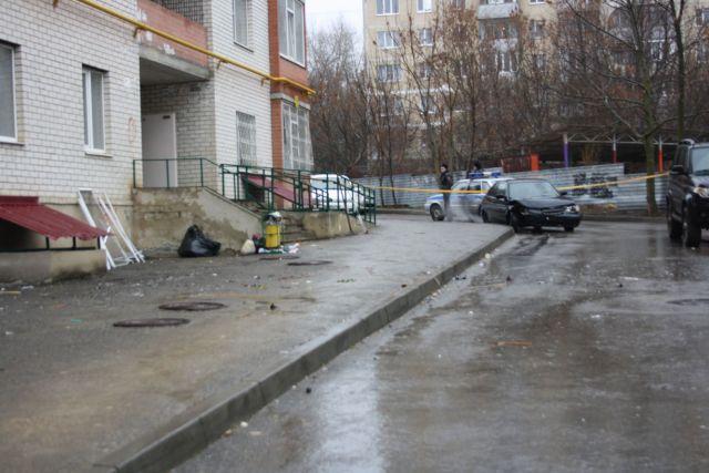 Представители Минстроя края провели экспертизу жилого дома после взрыва в Ставрополе