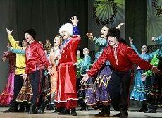 В Невинномысске стартовал первый региональный телевизионный фестиваль-конкурс казачьей песни