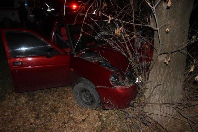 На Ставрополье в аварии погибла 32-летняя женщина