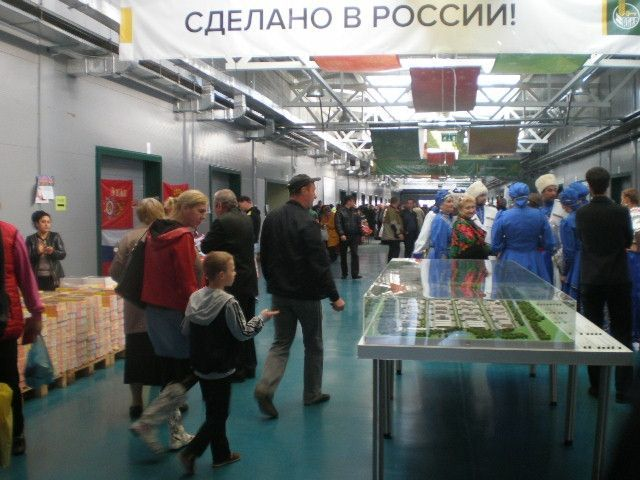 На Ставрополье прошла весенняя краевая  ярмарка «Ставрополье»
