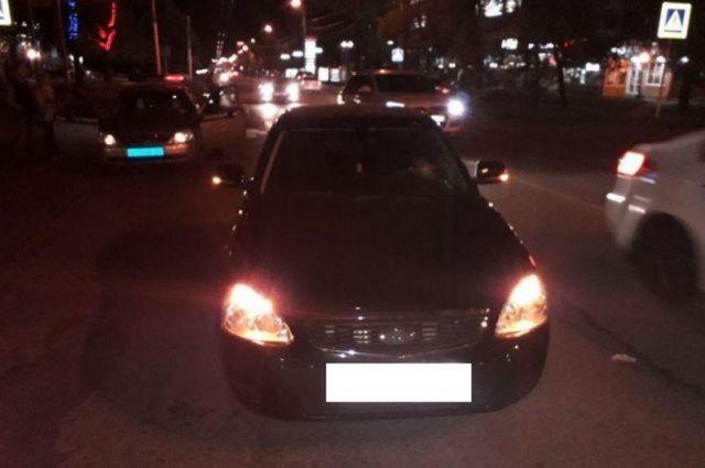 В Ставрополе водитель легковушки сбил на пешеходном переходе двух женщин