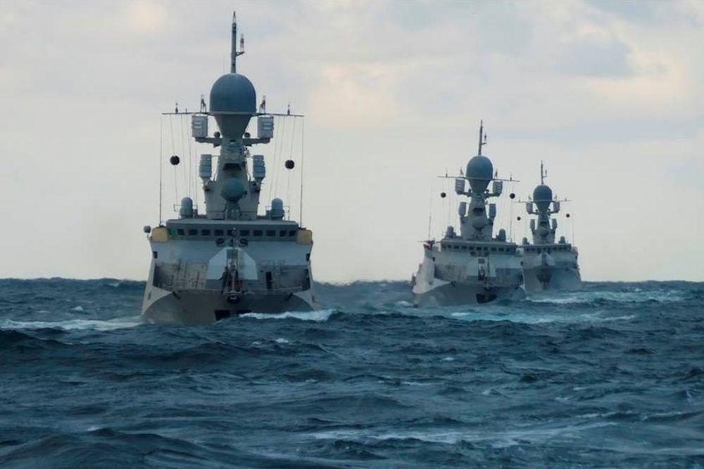 Новый корабль Каспийского флота получит имя «Ставрополь»