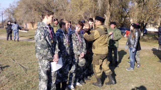 Краевые соревнования по стрелковой и тактической подготовке прошли на Ставрополье