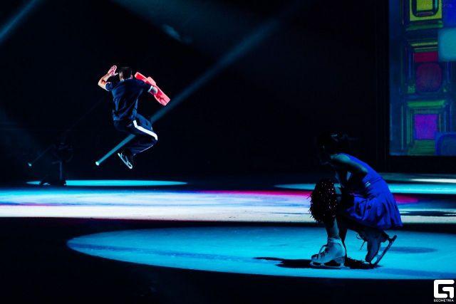 На Ставрополье 17 ноября начнётся бесплатное свето-музыкальное театрализованное ледовое шоу «Михайловский лёд»