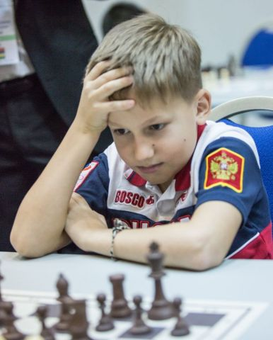 Пятигорский школьник — чемпион мира по шахматам