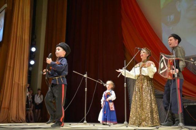 В Ставрополе прошел фестиваль семейного творчества