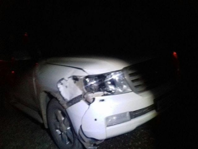 На Ставрополье внедорожник насмерть сбил молодого пешехода