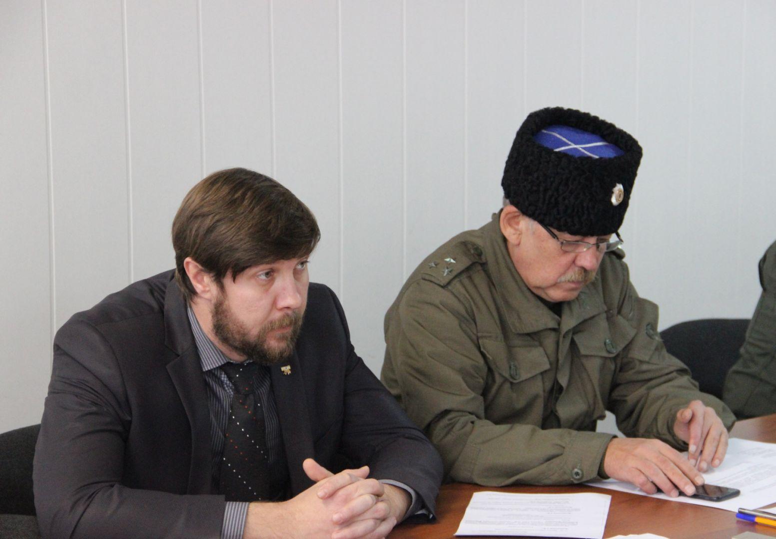 Памятную доску заключительному атаману ТВКО установят воВладикавказе