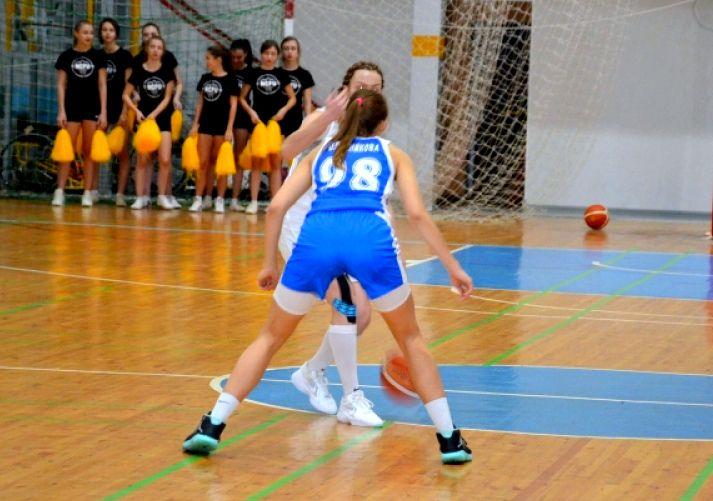 Ставропольские баскетболистки одолели соперниц из Самары