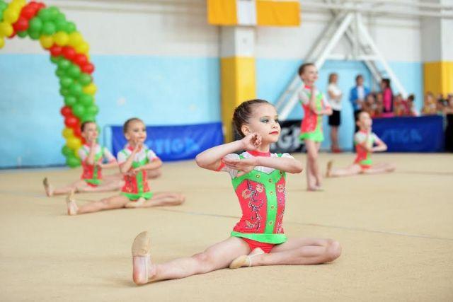 Юные гимнастки Ставрополя вошли в сборную края по эстетической гимнастике