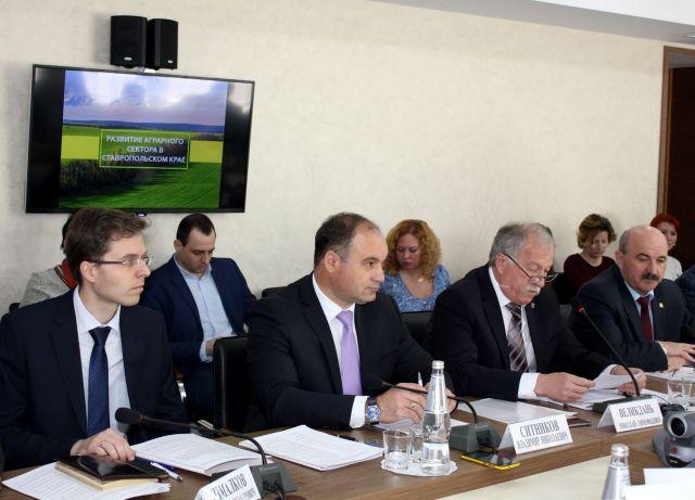 В 2017 году в АПК Ставрополья будет инвестировано 22 миллиарда рублей