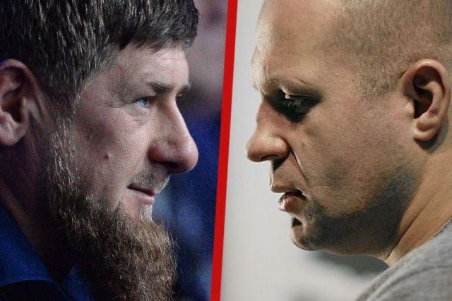 Правозащитник Ставрополья предложил помирить Кадырова и Емельяненко во время боёв MMA