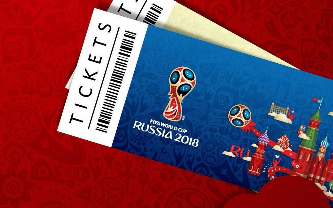 Начемпионат мира пофутболу-2018 запрошено уже свыше трёх млн билетов