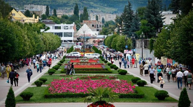 УКисловодска могут появиться новые города-побратимы