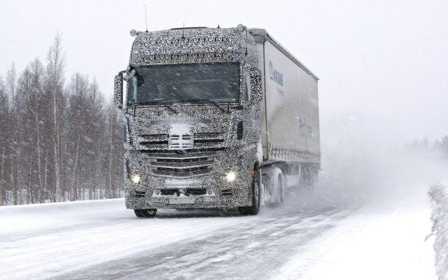Госавтоинспекция Ставрополья рекомендует воздержаться от поездок на большегрузном транспорте
